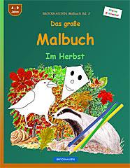 Buchverlag brockhausen buch kinderb cher for Angebote kindergarten herbst